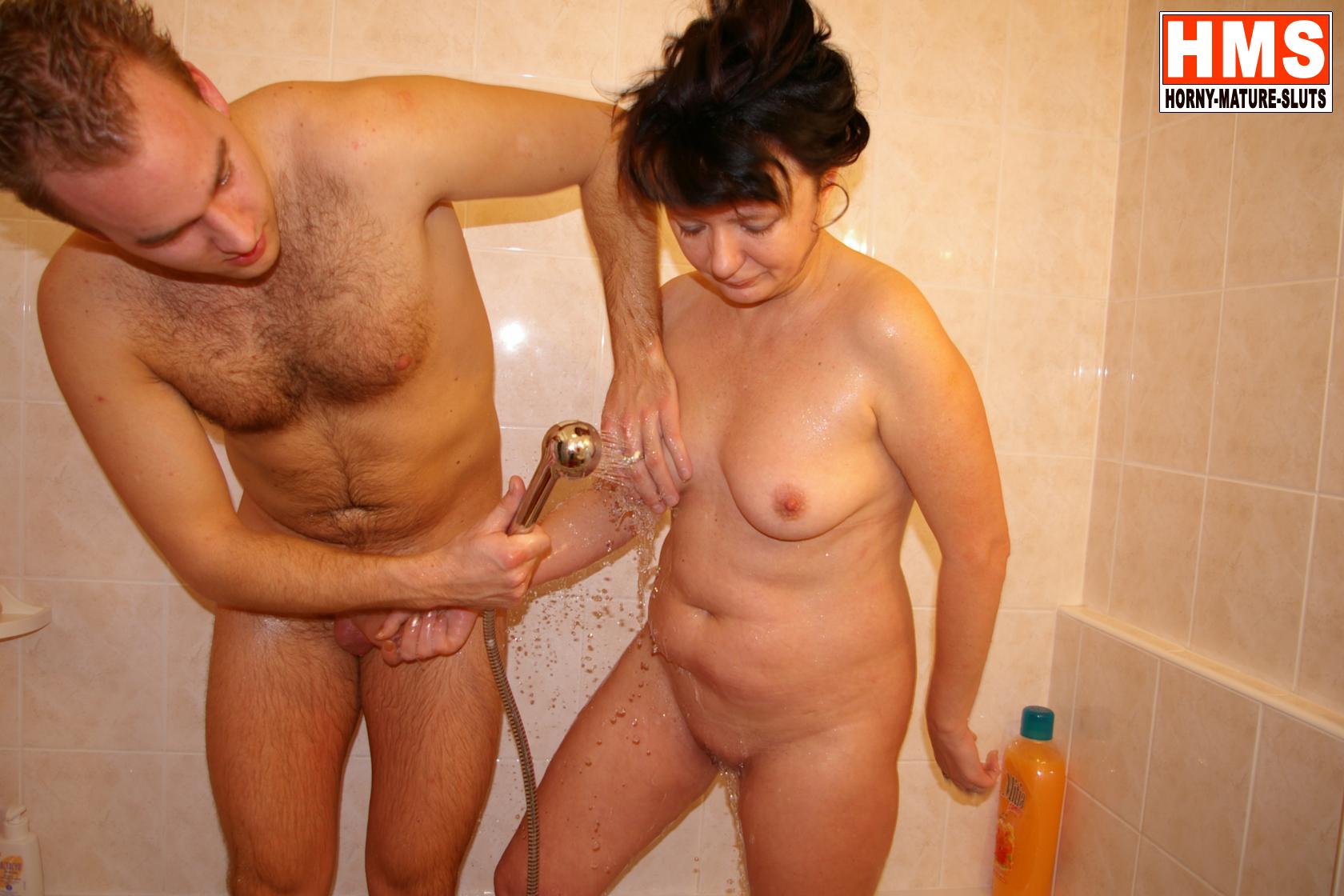 Interracial wife humiliated husband