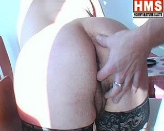 Granny wants a hard cock to play with