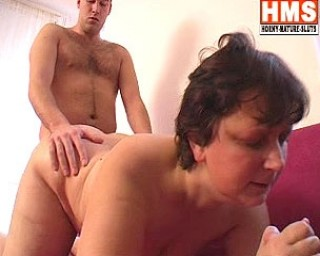 Chubby housewife getting ready to cum hard