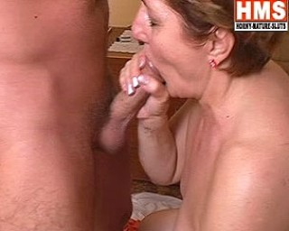 This horny mature slut loves to get fucked hard